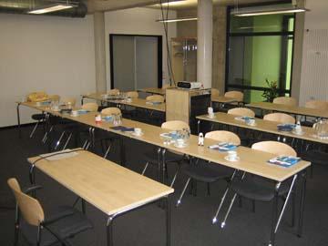 Seminarraum buchen im BKZR, Castrop-Rauxel