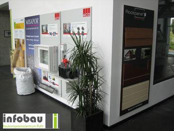 Die Bauausstellung im BKZR
